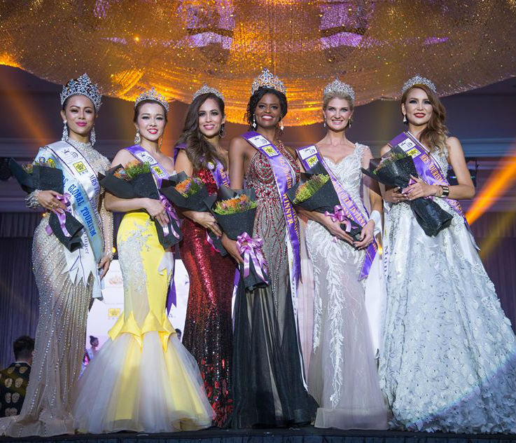 Ana de Backer from Brazil crowned Mrs Tourism Queen International 2018