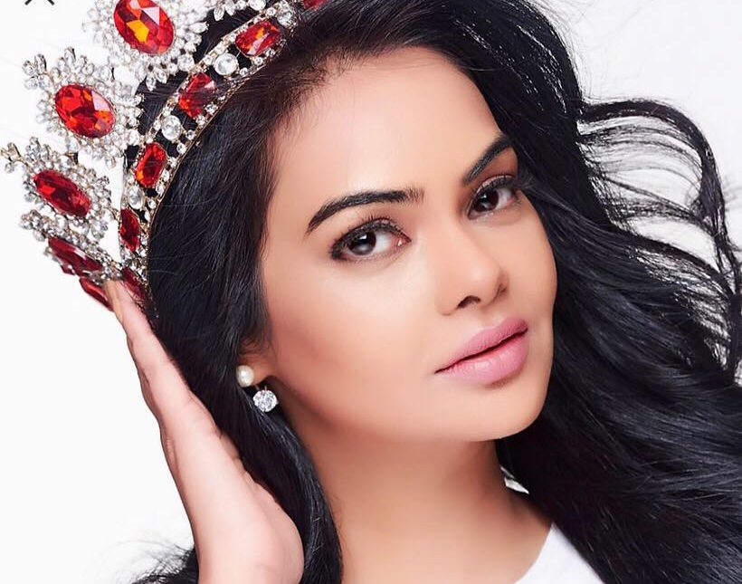 Meet Shweta Chaudhary, a benchmark winner of 'Mrs. India' Pageant
