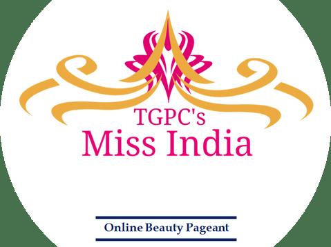 TGPC's Miss India Logo