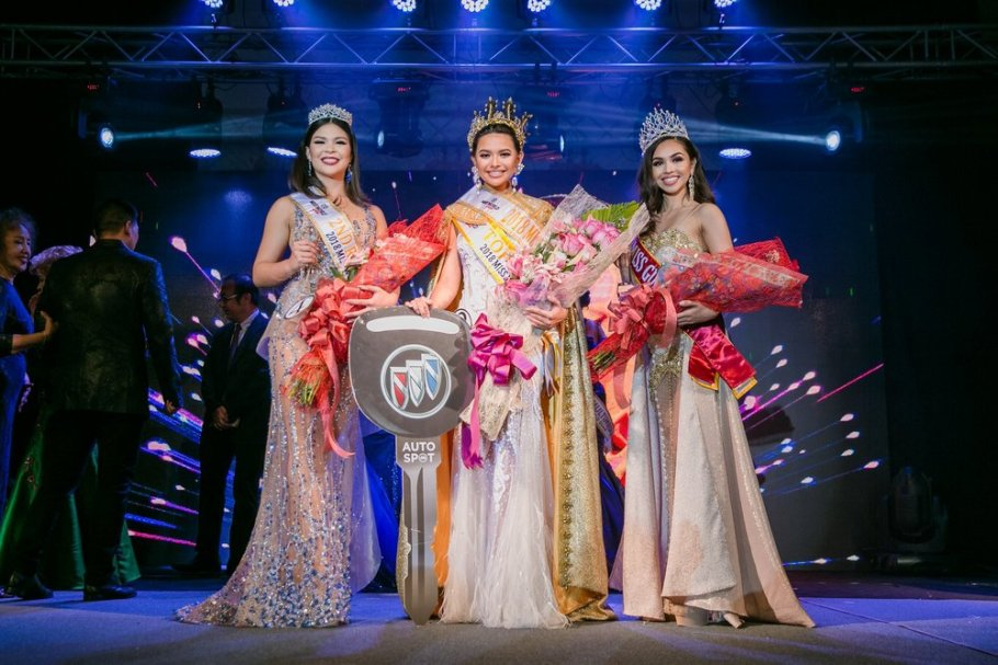Gianna Sgambelluri crowned as Miss World Guam 2018