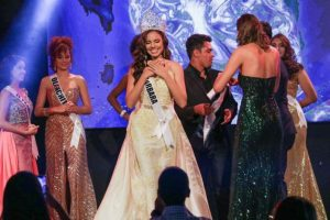 Vanessa Villars crowned as Miss Universe Honduras 2018