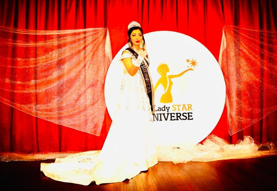 Simran Godhwani from India crowned as Lady Star Universe 2018