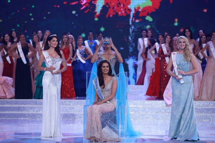 Miss World 2017,Manushi Chhillar of India will crown her successor next Month