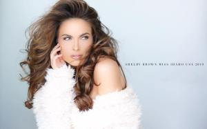 Miss USA 2019 Contestants, Idaho Shelby Brown
