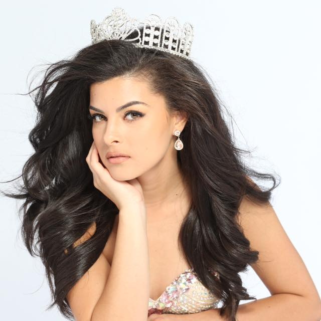 Miss USA 2019 Contestants,Maryland Mariela Pepin