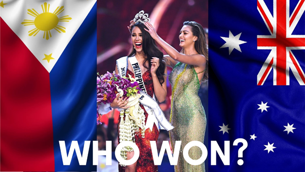 Miss Universe 2018: Miss Philippines or Miss Australia?