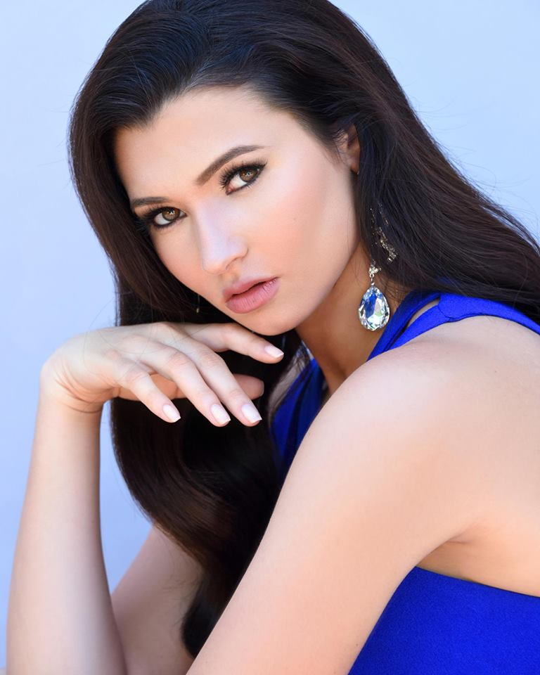 Miss USA 2019Contestants, Rhode Island Nicole Pallozzi