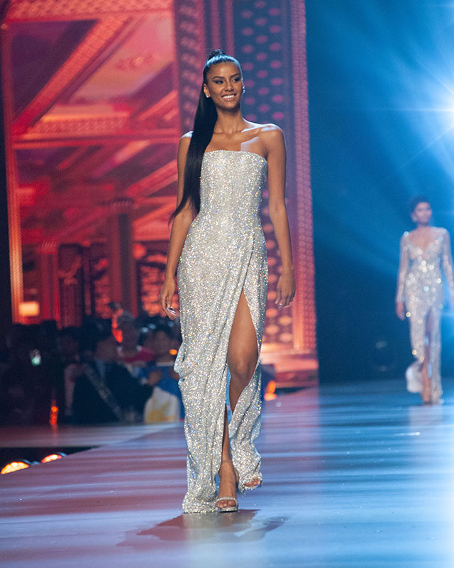 miss universe top