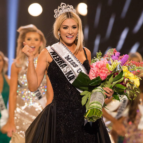 Miss USA 2019Contestants