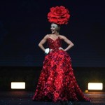Miss Universe United States,Sarah Rose Summers during the national costume presentation