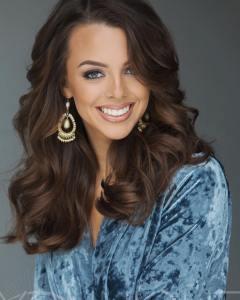 Miss Teen USA 2019 Contestants, North Carolina Eliza Minor