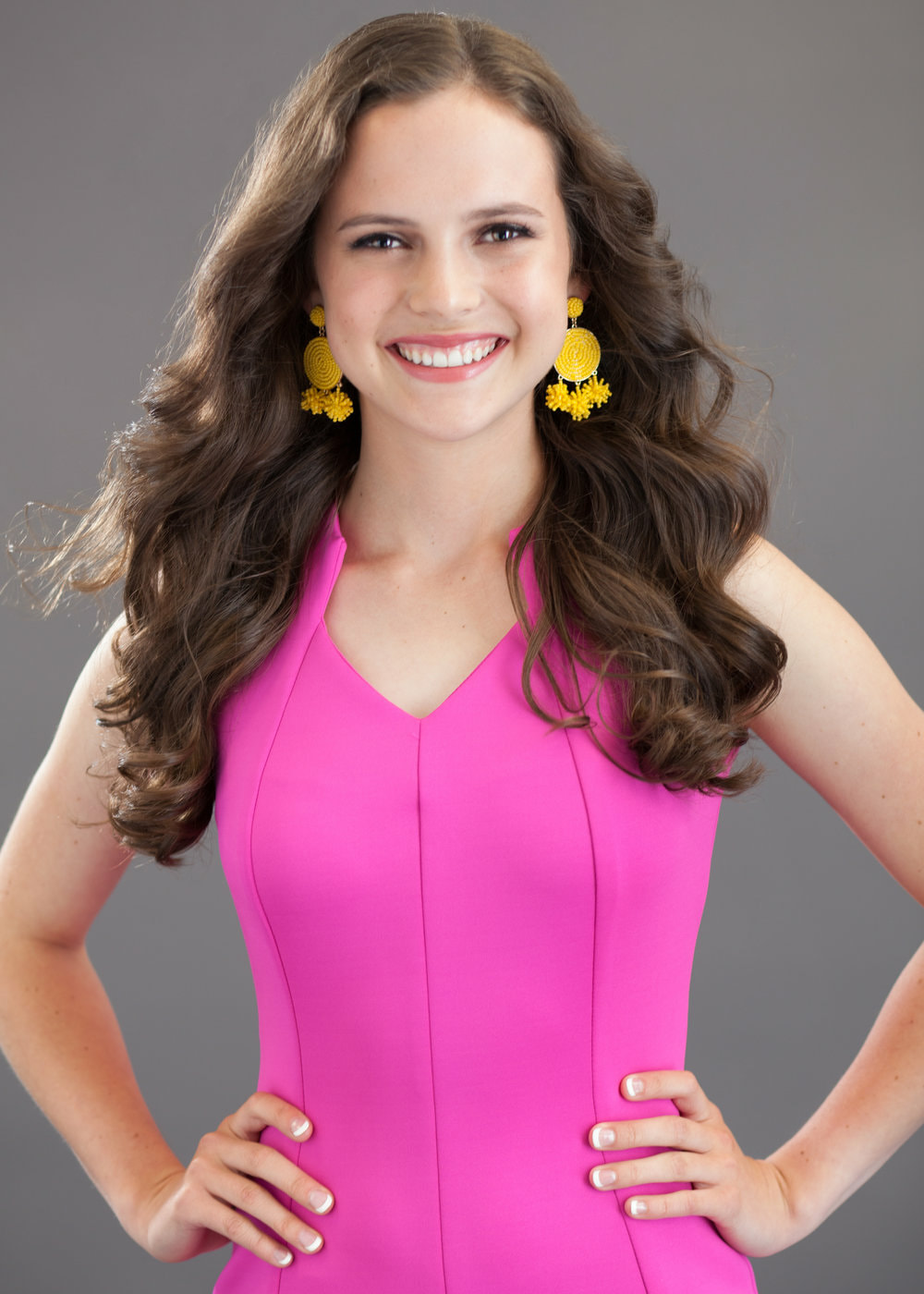 Miss Teen USA 2019 Contestants, Oregon Mackenzie Peterson