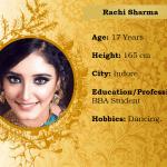TGPC's Miss India Season-6 Contestants
