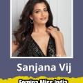 Sanjana Vij will represent Telangana at Femina Miss India 2019