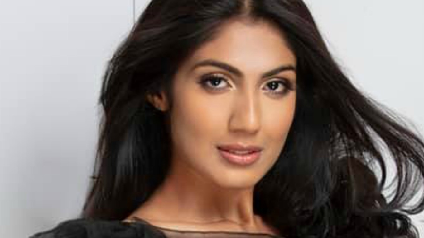 Rubeiya Sk will represent Tamil NAdu at Femina Miss India 2019
