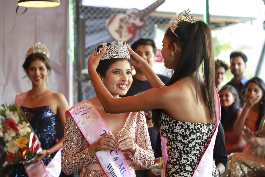 Rachel Nayyar from Indore wins TGPC's Miss India Season-6