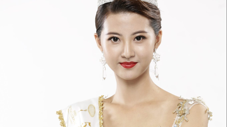 Wang Shengxu is Miss International China 2019
