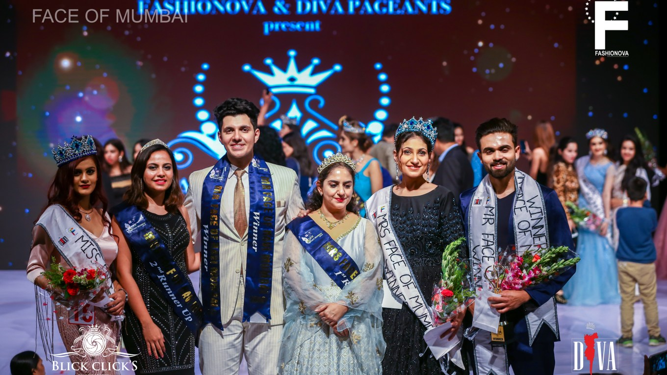 Meet the winners of Face of Mumbai 2019