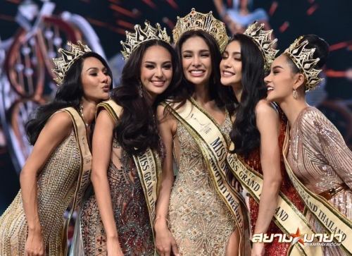Arayha Suparurk crowned as Miss Grand Thailand 2019