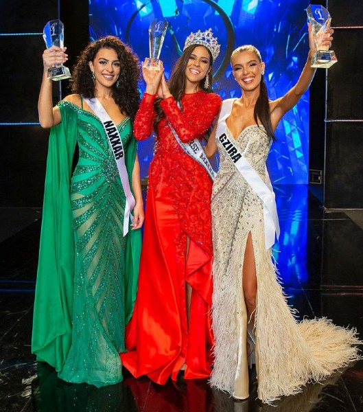 Teresa Ruglio crowned as Miss Universe Malta 2019