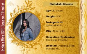 Shatakshi Sharma