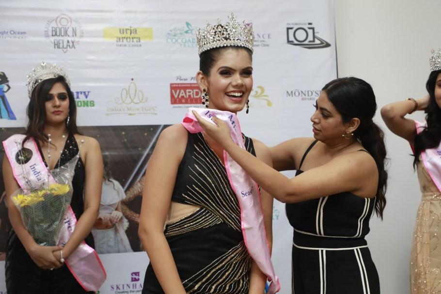 Amanda Vas-India's Miss TGPC Season-7