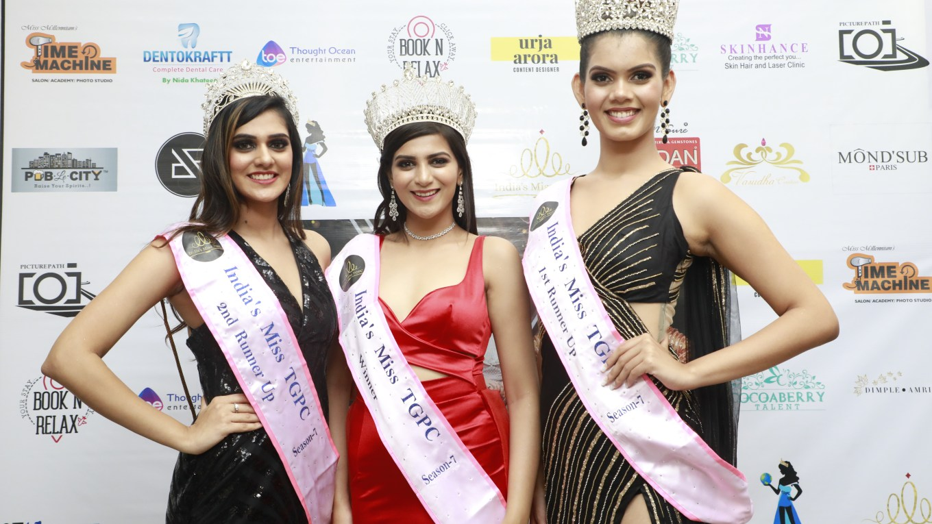 India's Miss TGPC Season 7 Finale: Meet the winners