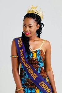GHANA Princess Owusua Gyamfi