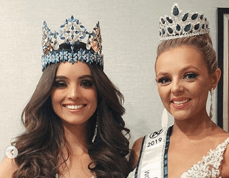 Emmy Rose Cuvelier from South Dakota crowned as Miss World America 2019