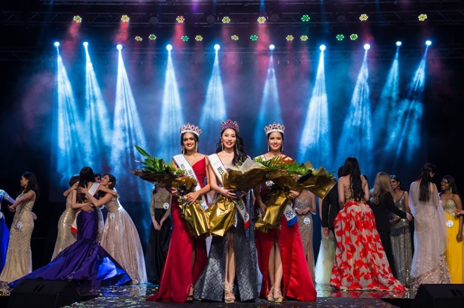 Alexis SueAnn crowned as Miss World Malaysia 2019