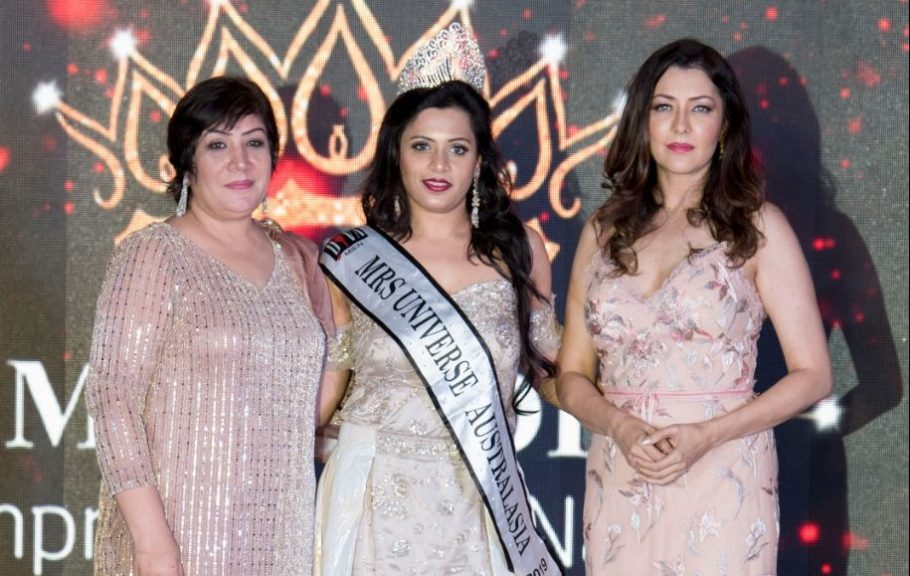 Dr. Astha Agarwal from Barielly to represent Australasia at Mrs Universe 2019