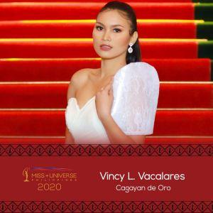 Cagayan de Oro City Vincy Vacalares