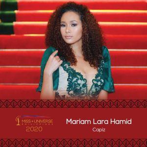 Capiz Mariam Lara Hamia