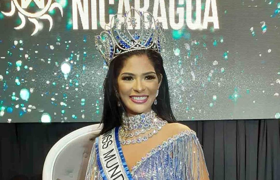 Sheynnis Palacios crowned as Miss World Nicaragua 2020