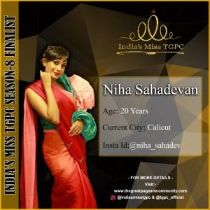 Niha Sahadevan