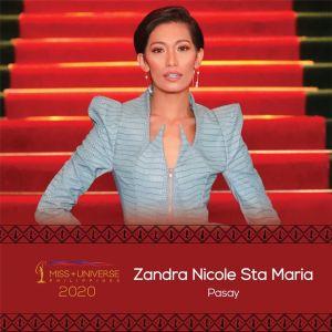 Pasay City Zandra Sta Maria