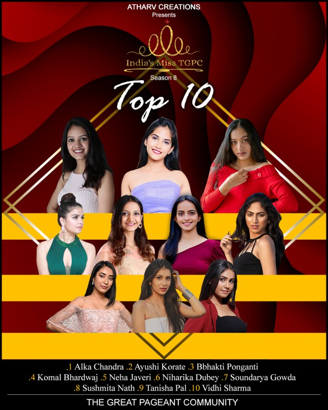 [Episode-14] India's Miss TGPC Season-8: Meet the Top 10