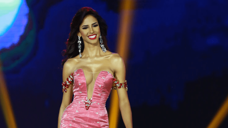 Carmen Jaramillo named as Senorita Panama 2020