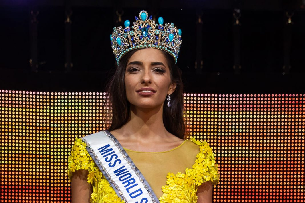 Ana García Segundo crowned as Miss World Spain 2020