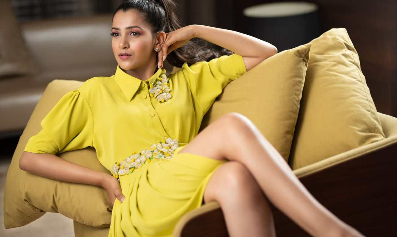 Tanvi Kharote from Pune wins Miss Earth India 2020