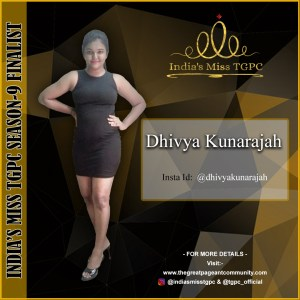 Dhivya Kunarajah