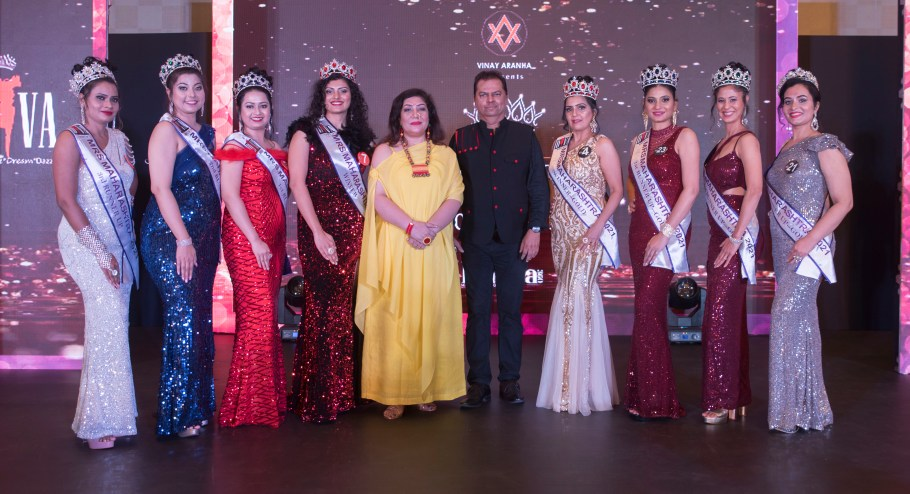 Meet the winners of Mrs Maharashtra-Empress of Maharashtra 2021