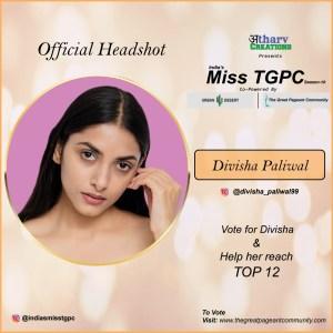 Divisha Paliwal
