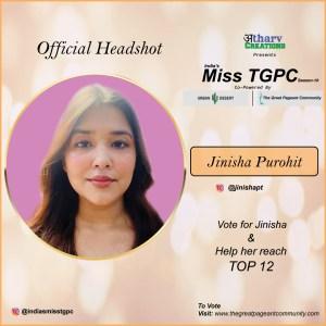 Jinisha Purohit