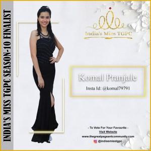 Komal Pranjale