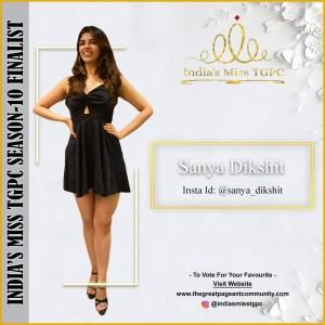 Sanya Dikshit