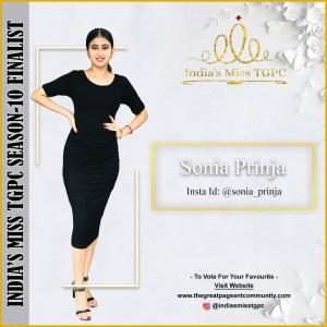 Sonia Prinja