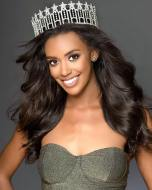 India Williams is representing California at Miss USA 2017