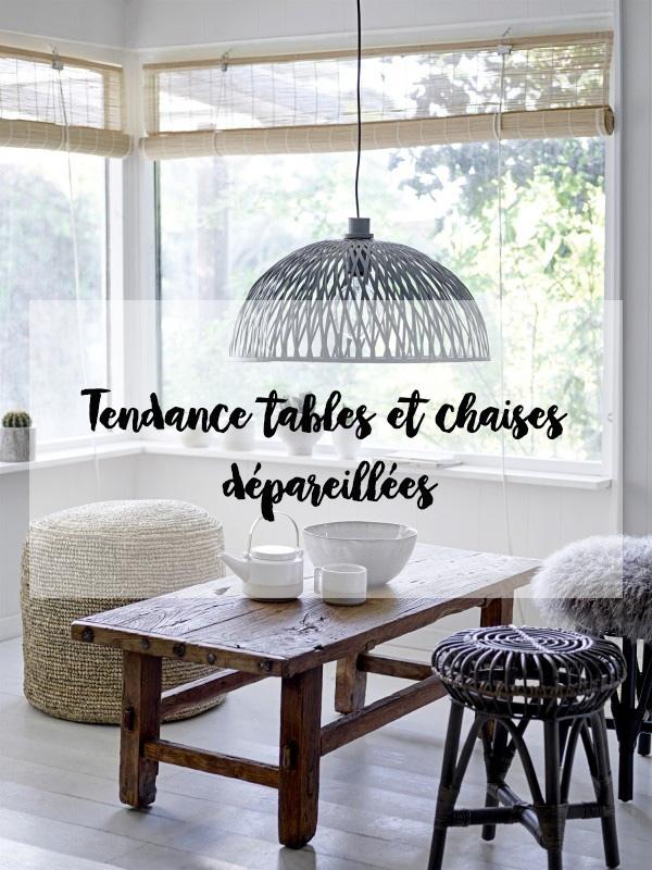 déco interieur, the green ananas, blog mode, blog déco, chaises et tables en bois, tables bois, chaises salon, lions home