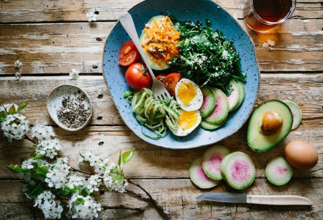 A healthy fruit recipie